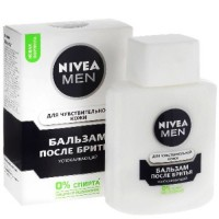 Nivea Men бальзам після гоління для Чутливої шкіри