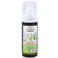 Зелена аптека пінка для інтимної гігієни Біла акація і зелений чай