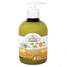 Зелена аптека молочко для інтимної гігієни Обліпиха і Прополіс