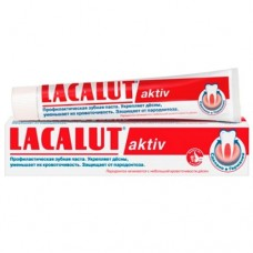 Lacalut зубна паста Aktiv 50ml