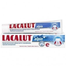 Lacalut зубна паста Alpin 50ml