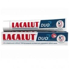 Lacalut зубна паста Duo 75ml