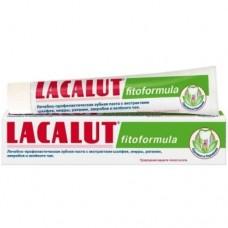 Lacalut зубна паста Fitoformula 50ml