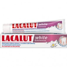 Lacalut зубна паста White Edelweiss 75ml
