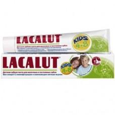 Lacalut дитяча зубна паста 4-8 років 50ml