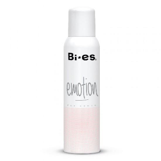 Bi Es Emotion (white) Дезодорант-спрей (150 мл)