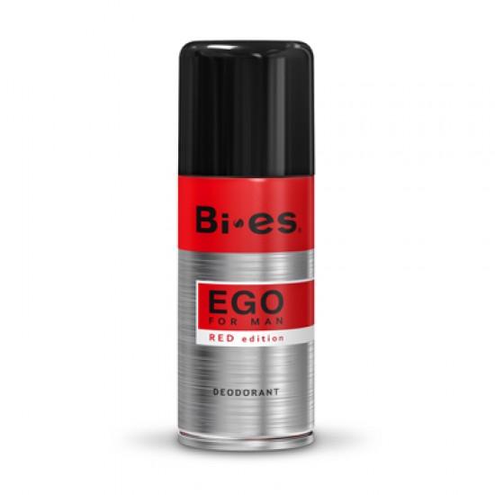 Bi Es Ego Red Дезодорант-спрей (150 мл)