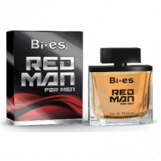 Bi Es Red Man Туалетна вода (100 мл)