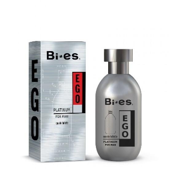 Bi Es Ego platinum Туалетна вода (100 мл)