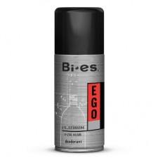 Bi Es Ego platinum Дезодорант-спрей (150 мл)