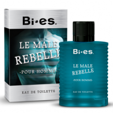 Bi Es Le Male Rebelle Туалетна вода для чоловіків (100 мл)