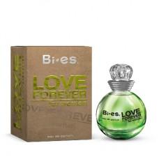 Bi Es Love Forever green Туалетна вода (100 мл)