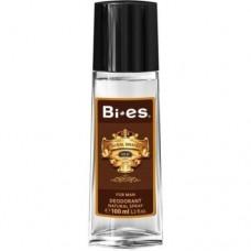 Bi Es Royal Brand Gold Парфумований дезодорант-спрей (100 мл)