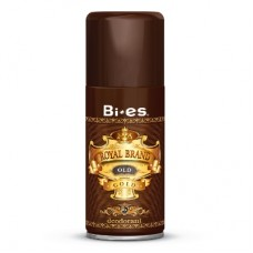 Bi Es Royal Brand Gold Дезодорант-спрей (150 мл)
