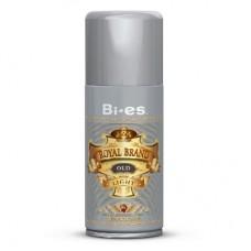 Bi Es Royal Brand Light Дезодорант-спрей (150 мл)