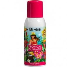 Bi Es Tropical Summer Дезодорант-спрей (150 мл)