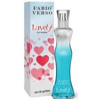 Bi Es Fabio Verso Lovely for Woman Туалетна вода (50 мл)