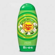Гель для душу+шампунь для волосся Chupa Chups 300 мл
