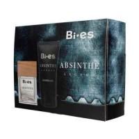 Bi Es Absinthe Legend (Т/в 100ml + гель д/д 50ml) Набір для чоловіків