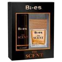 Bi Es The Scent (Т/в 100ml + дезодорант-спрей 150мл) Набір для чоловіків