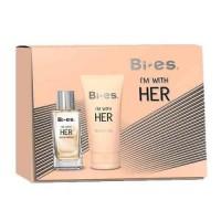 Bi Es I'm With Her Набір парфумований жіночий