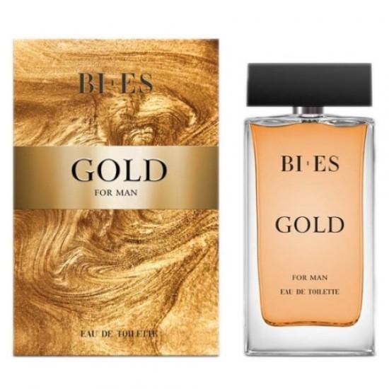 Bi Es Gold Туалетна вода для чоловіків (90 мл)