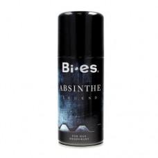 Bi Es Absinthe Legend Дезодорант-спрей (150 мл)
