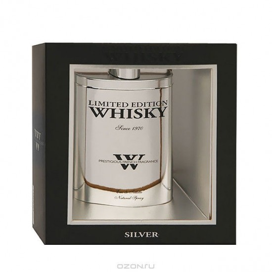 Whisky Silver Limited Edition Туалетна вода (100 мл)