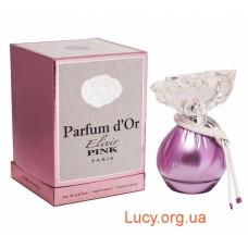 Kristel Saint Martin Parfum d'Or Elixir pink Парфумована вода (100 мл)