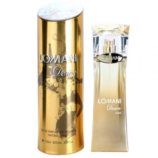 Lomani Desire Парфумована вода для жінок (100 мл)
