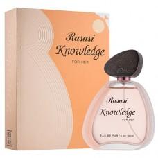 Rasasi Knowledge for Her Парфумована вода для жінок (100 мл)