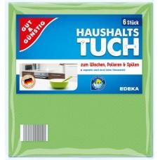 G&G Haushalts-tuch Серветка мікрофібра (6шт.)