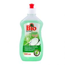 """Bio бальзам для миття посуду """"Авокадо і алое"""" 500мл"""