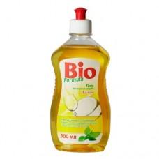 """Bio рідина для миття посуду """"Лимон"""" 500мл"""