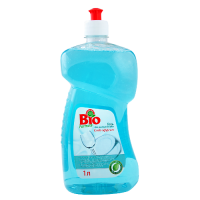 """Bio рідина для миття посуду """"Сода-ефект"""" 1000мл"""