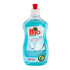 """Bio рідина для миття посуду """"Сода-ефект"""" 500мл"""