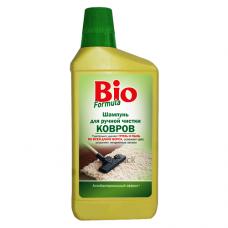Bio Шампунь для ручного чищення килимів 500мл