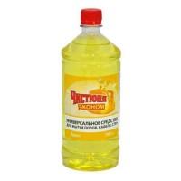 """Чистюня Економ універсальний засіб для миття підлог, кахлю, стін """"Лимон"""" 1000мл"""