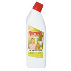 """Чистюня засіб миттєвої дії """"Лимон"""" 1000мл"""
