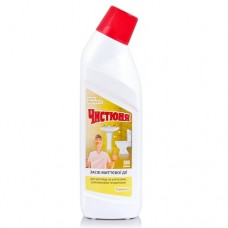 """Чистюня засіб миттєвої дії """"Лимон"""" 500мл"""