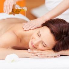 Крем, масло для масажу